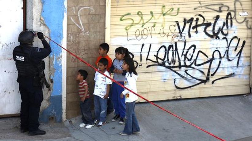 Drogenkrieg in Mexiko: Von den Narcos übernommen