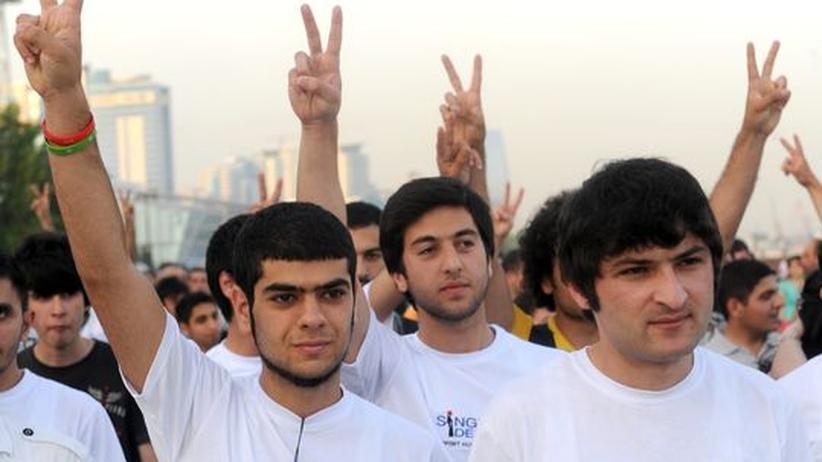 Menschenrechte: Amnesty kritisiert Bakus Image-Kampagne