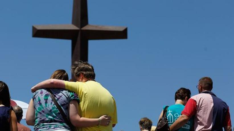 Glaube: Gläubige in Missouri, USA