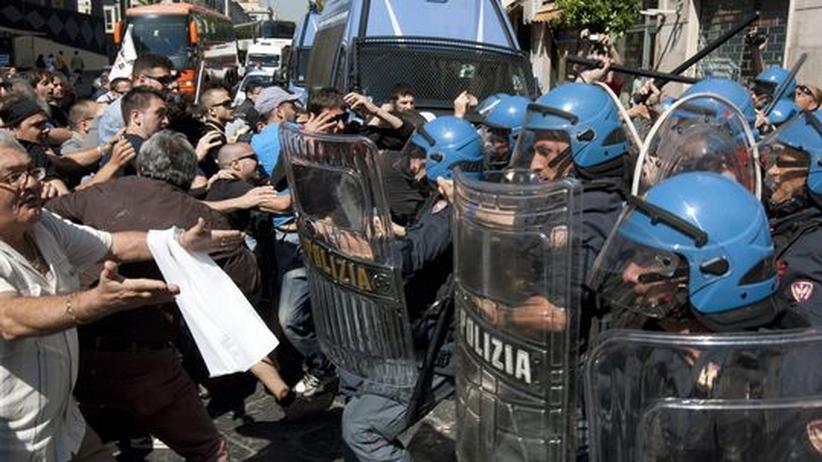 Wirtschaftskrise: Die Scham der italienischen Kleinunternehmer