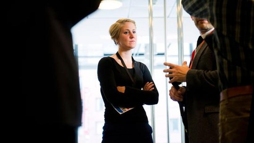 Breivik-Prozess: Tonje Brenna, Generalsekretärin der Jugendorganisation AUF. Vor Gericht schilderte Brenna, wie sie Breivik entkam.