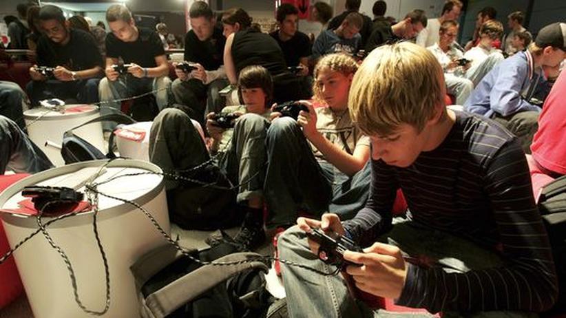 Drogenbericht: Deutsche spielen sich krank