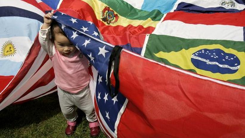 USA: Weiße, die neue Minderheit
