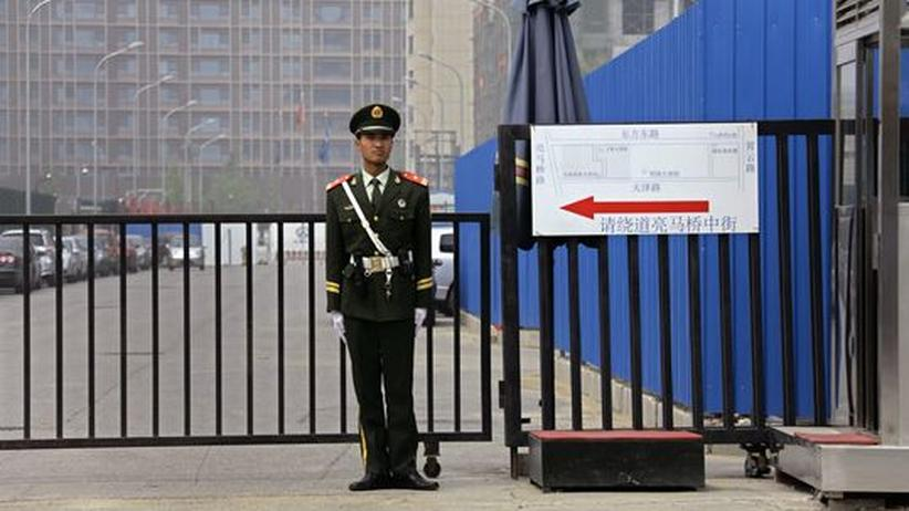 Geheimdienste: China nimmt mutmaßlichen US-Spion fest