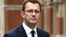 Der frühere Pressesprecher des britischen Premiers, Andy Coulson