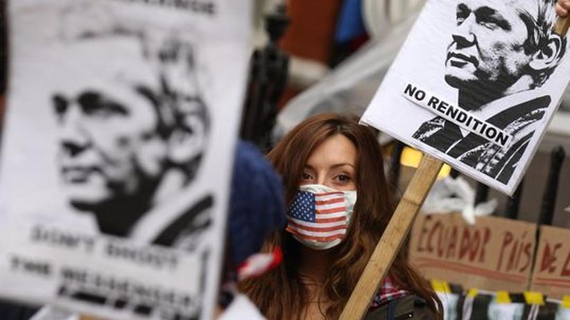 WikiLeaks-Gründer: Ecuador schiebt Assange-Entscheidung auf