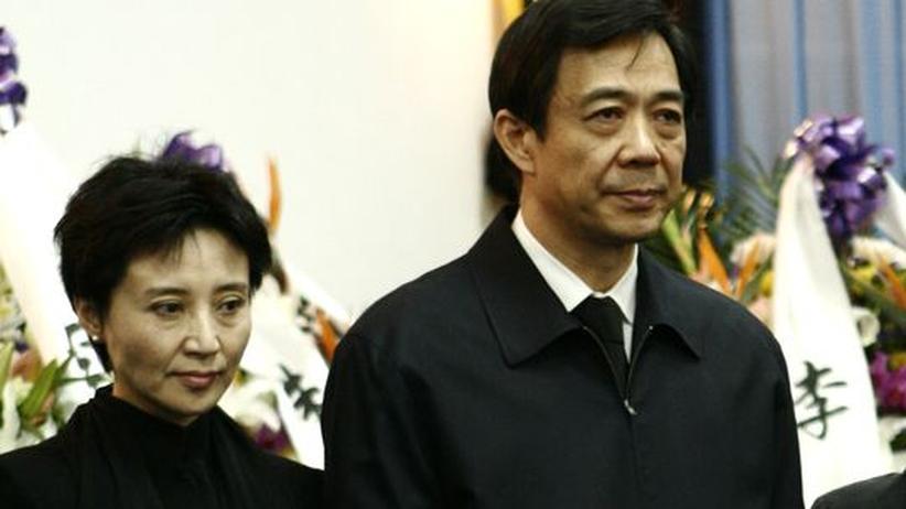 China: Frau des gestürzten Spitzenpolitikers Bo Xilai des Mordes angeklagt