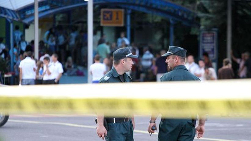 Bulgarien: Mutmaßlicher Selbstmordattentäter war mit gefälschten Papieren unterwegs