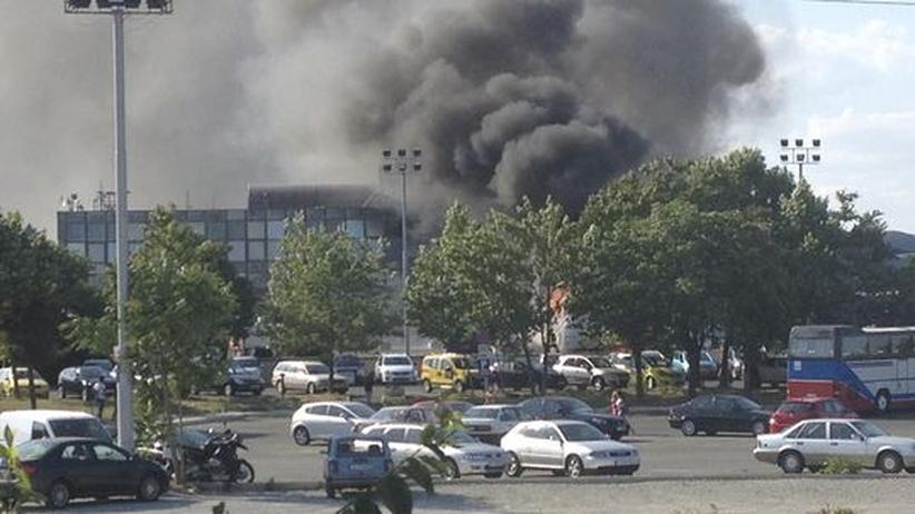 Terrorismus: Bulgarien rätselt über den Terroranschlag