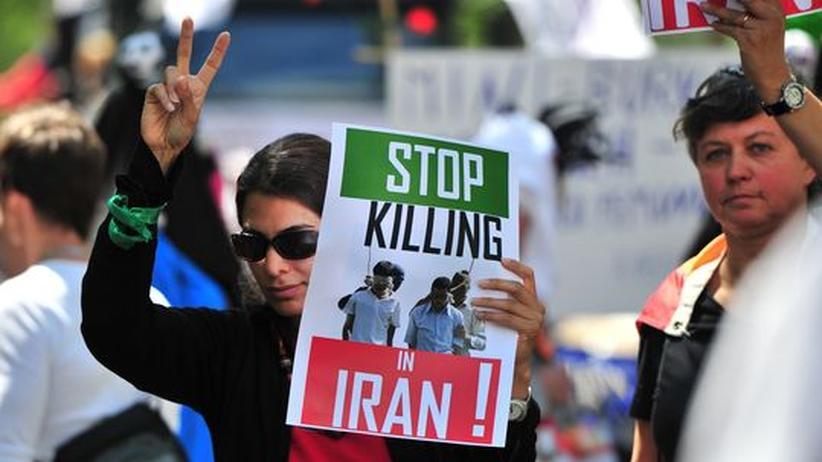 Homosexualität: Gay Pride in Teheran