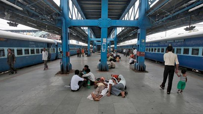 Energieversorgung: Stromausfall legt halb Indien lahm