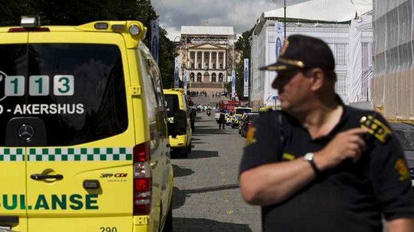Norwegen: Bomben-Attrappe löst Alarm in Oslo aus
