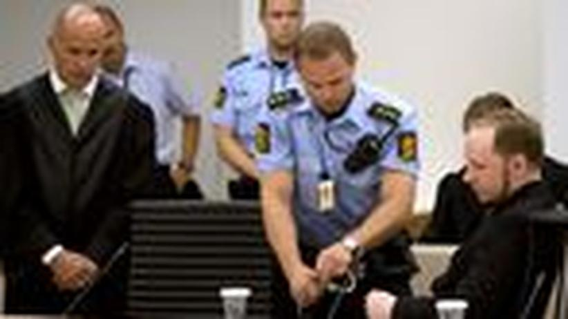 Prozess-Beobachter: Das Mitgefühl unterscheidet uns von Breivik