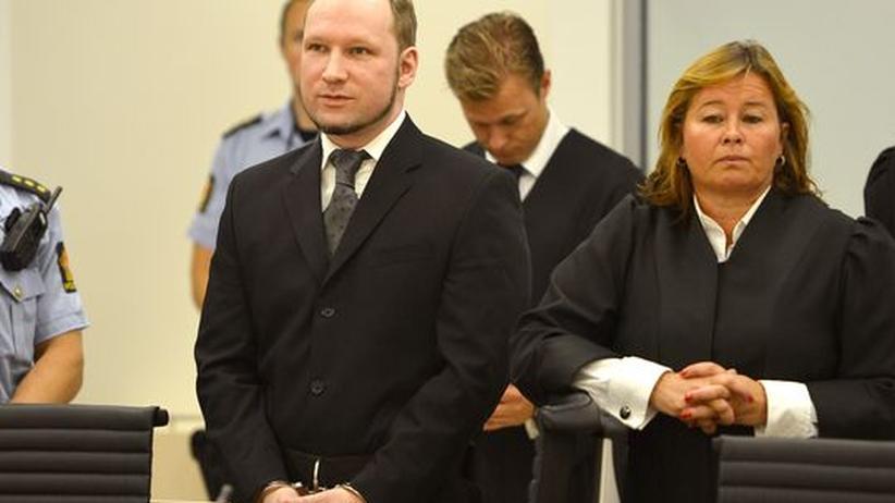 Urteil in Oslo: Gericht erklärt Breivik für zurechnungsfähig – Höchststrafe