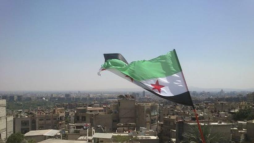 Syrien: Rebellen greifen Militärflughafen in Damaskus an