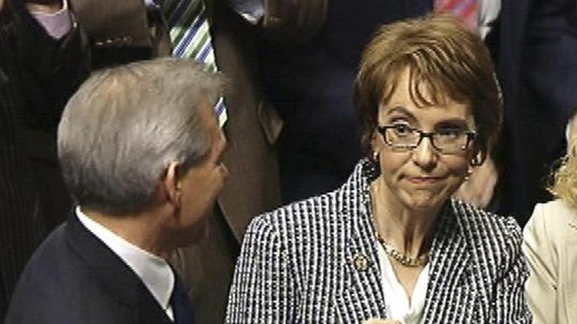 Gerichtsprozess: Mutmaßlicher Giffords-Attentäter plädiert auf schuldig