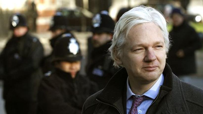 WikiLeaks-Gründer: Eine Chronologie des Falles Assange