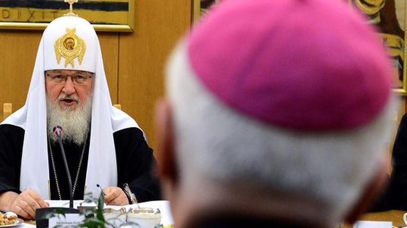Patriarchen-Besuch: Kirchen wollen Polen und Russland versöhnen