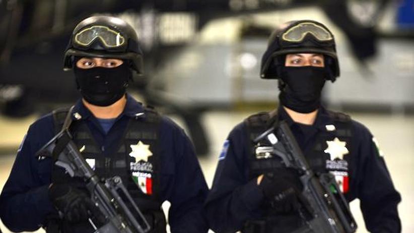 """Golfkartell: Mexikanischer Drogenboss """"El Coss"""" gefasst"""