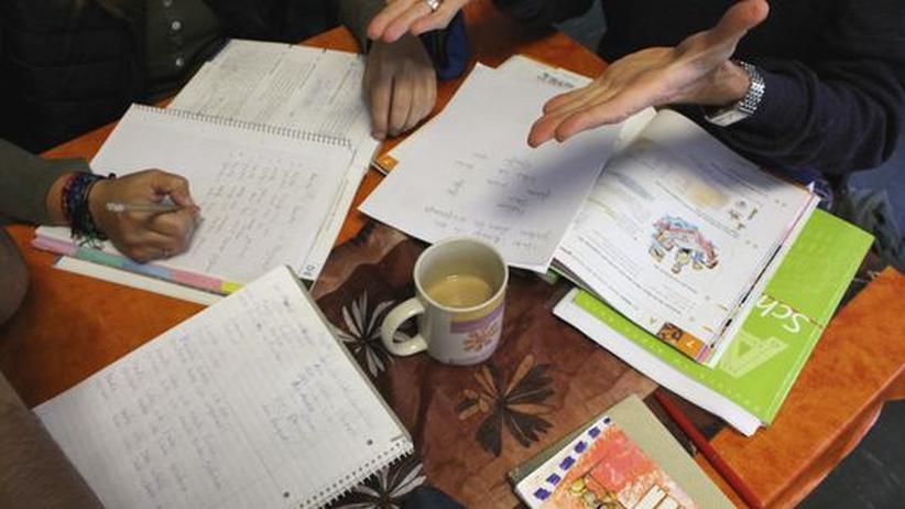 Sprachunterricht für Migranten: Deutsch lernen ohne Integrationskurs