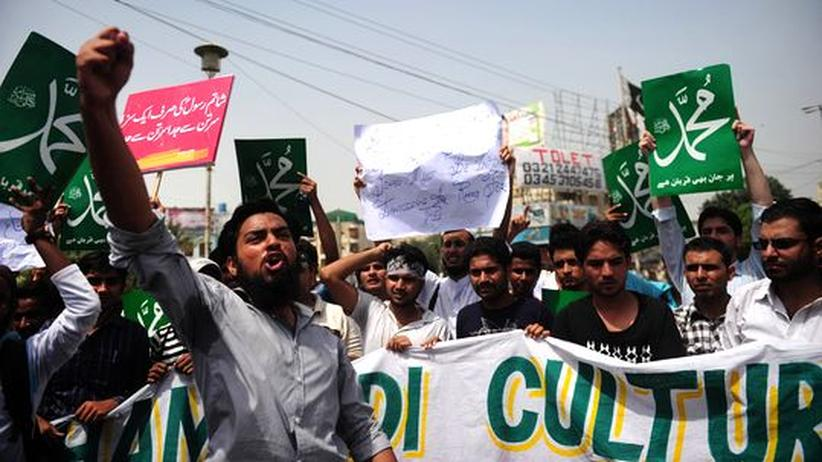Mohammed-Schmähfilm: Muslime sammeln sich zum Protest