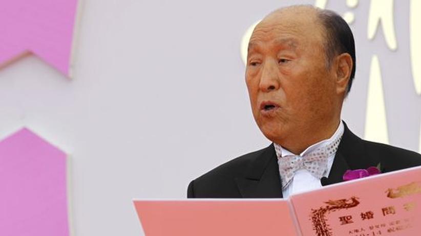 Moon-Sekte: Südkoreas Sektengründer Sun Myung Moon gestorben