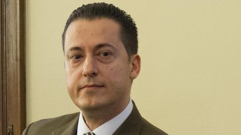VatiLeaks-Prozess: Der ehemalige Kammerdiener des Papstes, Paolo Gabriele