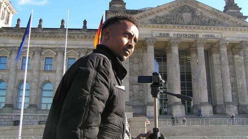 """Flüchtlinge: """"Schickt mich zurück nach Somalia, aber nicht nach Italien!"""""""