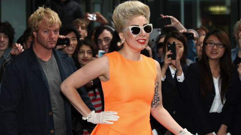 Gesellschaftskritik: Lady Gaga