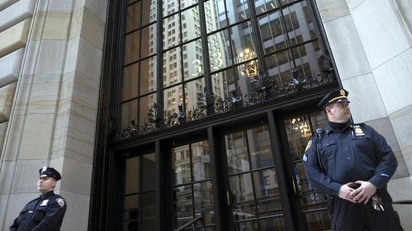 Terrorismus: FBI verhindert Anschlag auf US-Zentralbank