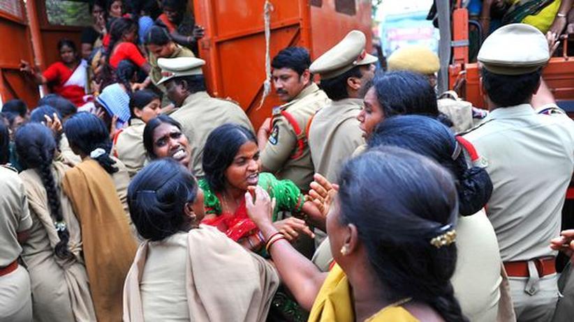 Ländervergleich: Indiens Städte sind für Frauen gefährlich, Chinas nicht