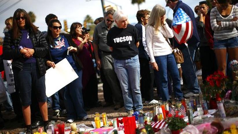 Gerichtsprozess: Giffords-Attentäter zu siebenmal lebenslanger Haft verurteilt