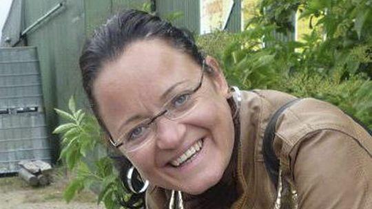 Ein von der Polizei veröffentlichtes Foto der angeklagten Beate Zschäpe aus dem Jahr 2009