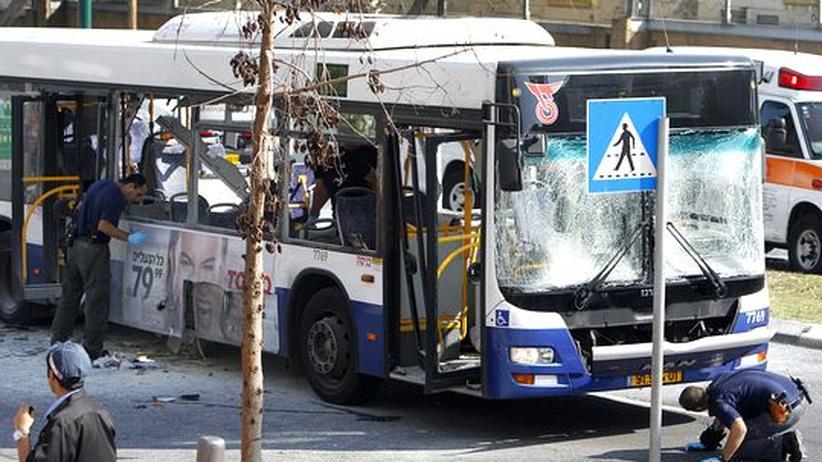 Naher Osten: Mehrere Verletzte bei Anschlag in Tel Aviv