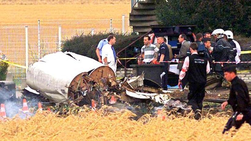 Frankreich: Fluggesellschaft von Schuld an Concorde-Katastrophe freigesprochen