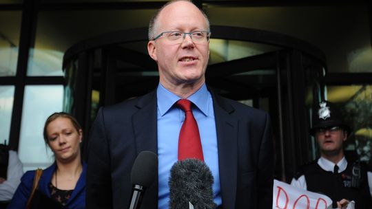 BBC-Direktor George Entwistle