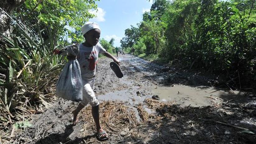 Wirbelsturm Sandy: Haitis Regierung ruft den Notstand aus