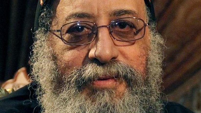 Religion: Los bestimmt Bischof Tawadros zum Papst der Kopten