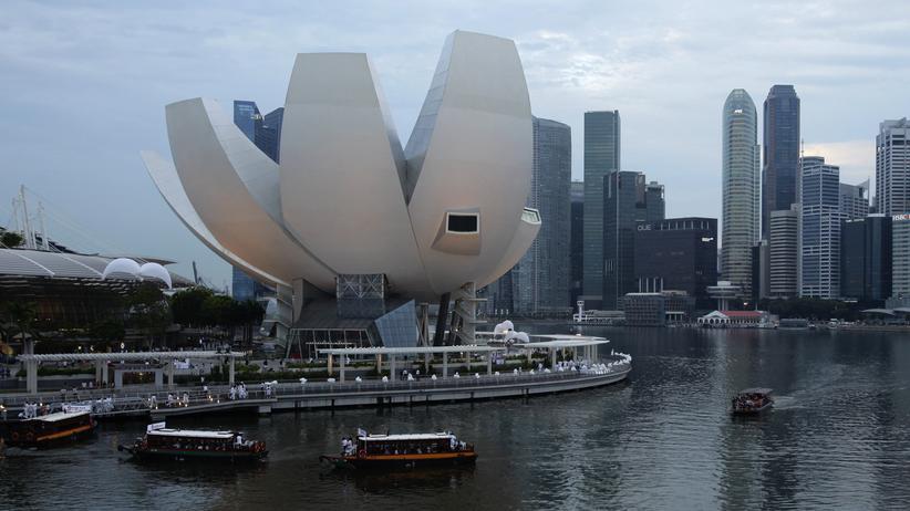 Singapur: Die Zukunft vor Augen