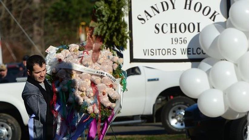 Massaker in Newtown: Eine Kleinstadt sucht Trost