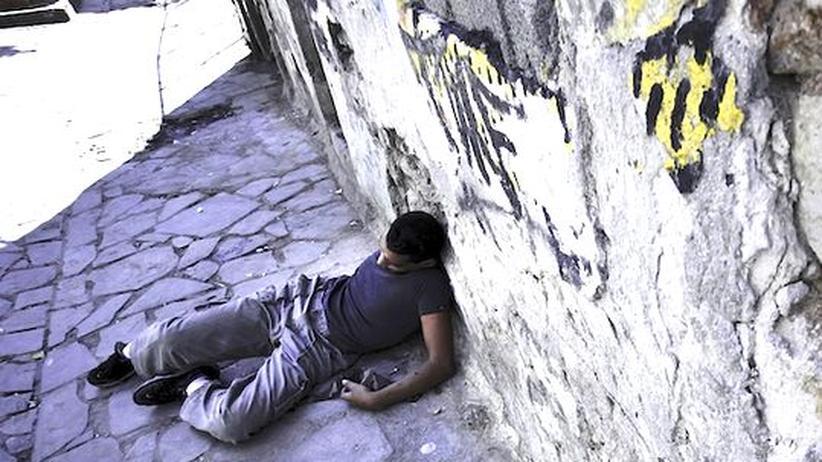 Griechenland: Die an der Krise verrecken