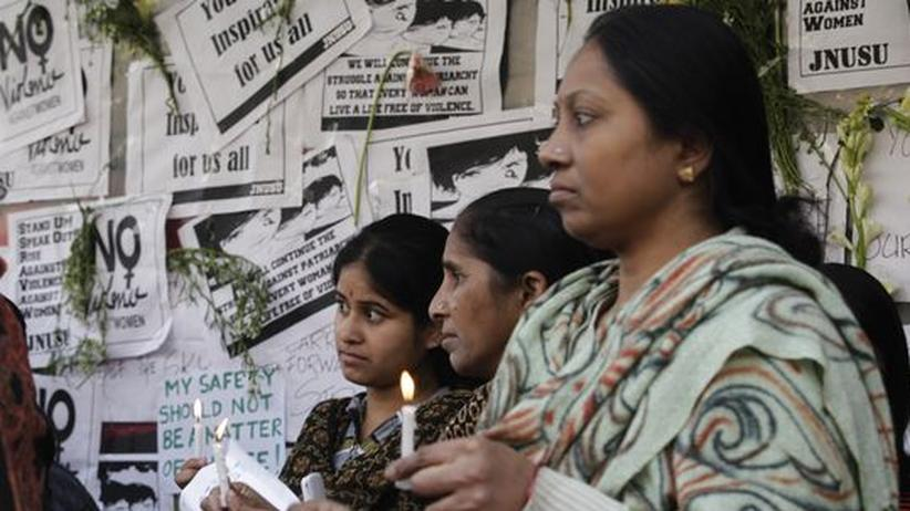 Gewalt gegen Frauen: Auf den Inderinnen lastet der Fluch der Gewalt