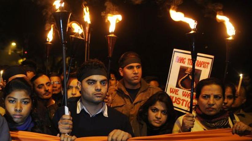 Indien: Mutmaßlichen Vergewaltigern droht die Todesstrafe