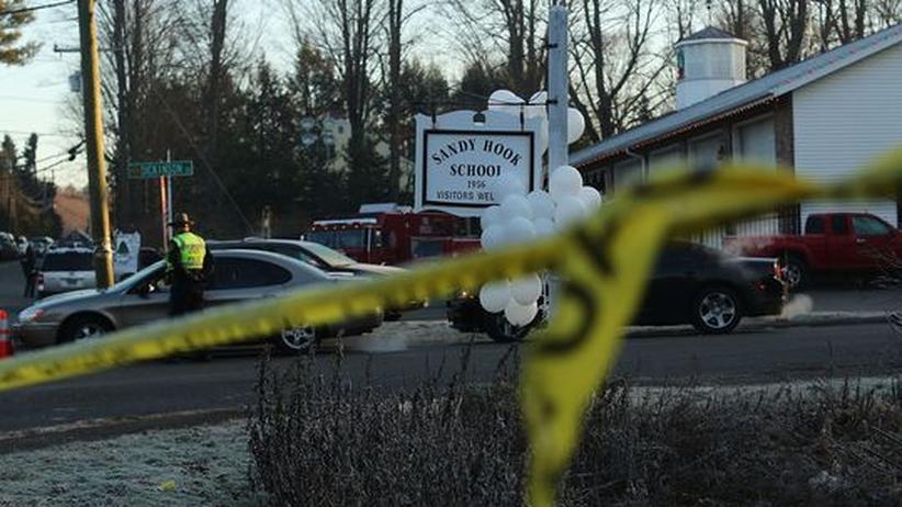 Amoklauf: Newtown im Schockzustand