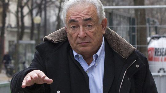 Früherer IWF-Chef Dominique Strauss-Kahn