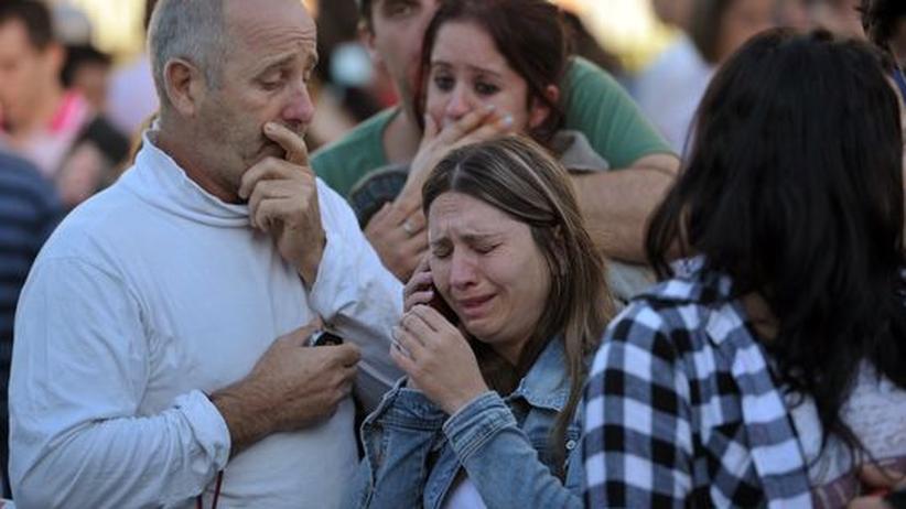 Unglück: 232 Tote und viele Verletzte bei Disco-Brand in Brasilien