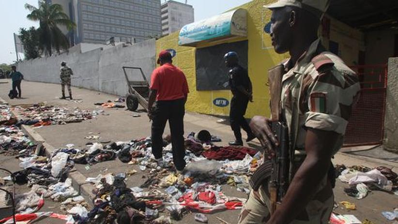 Westafrika: Viele Tote bei Neujahrsfest in Elfenbeinküste