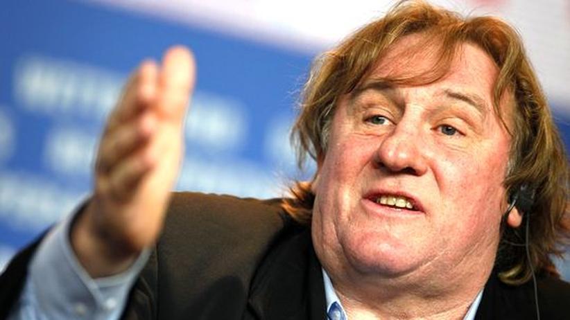 Gérard Depardieu: Putins Rasputin