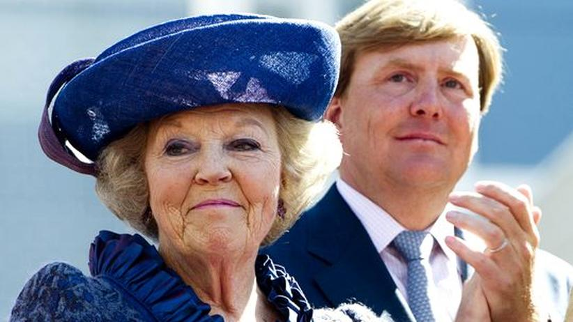 Abdankung: Königin Beatrix bekommt zum Abschied totale Bewunderung