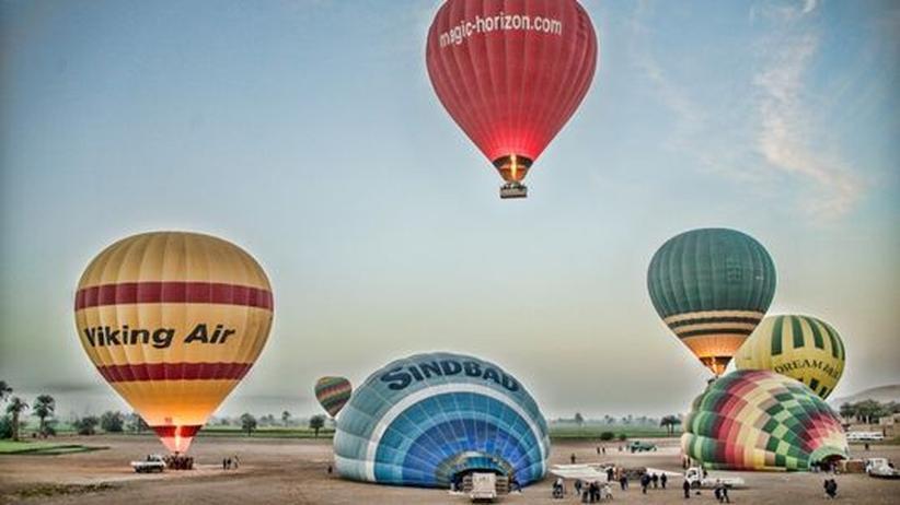 Ballonkatastrophe: Unglücksfirma von Luxor hatte einen guten Ruf